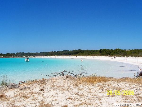 Son Saura<br/><br/>Another of Menorca's wonderful beaches ... recomended by Brenda