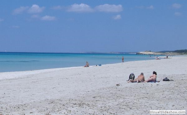 Son Bou, Menorca<br/><br/>Could this be Britains favourite nude beach .. from Barry