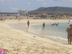 El Cotillo Beaches, Fuertenentura<br/><br/>another favourite of Charlie