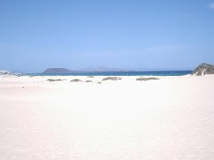 <br/>The sands of Corralejo<br/><br/>It's a huge beach .. within a short distance of a major resort. These pictures are from Neil and Kim.